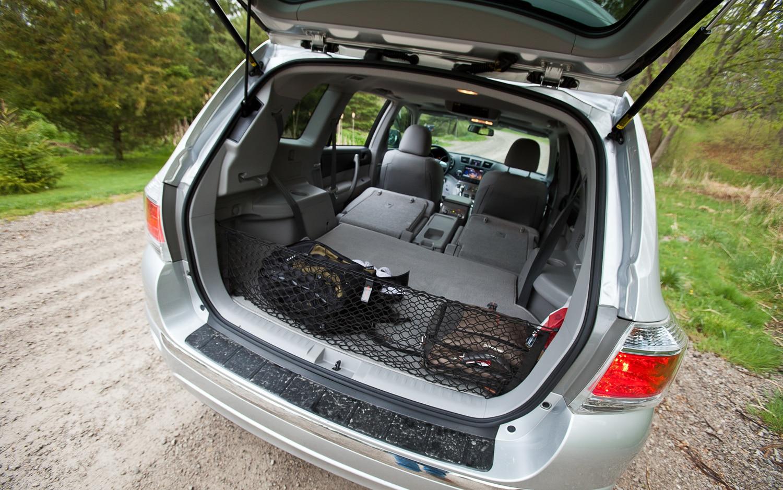 Toyota Highlander 2012 технические характеристики #10