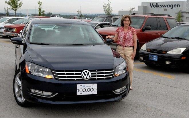 2012 Volkswagen Passat 100k 11 660x413