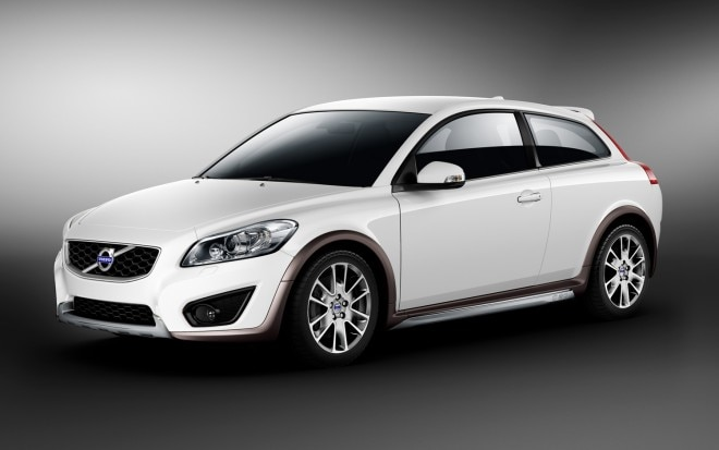 2012 Volvo C30 Front Three Quarter1 660x413