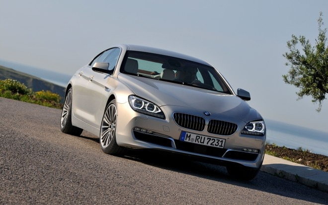 2013 BMW 640i Gran Coupe Front Right View1 660x413