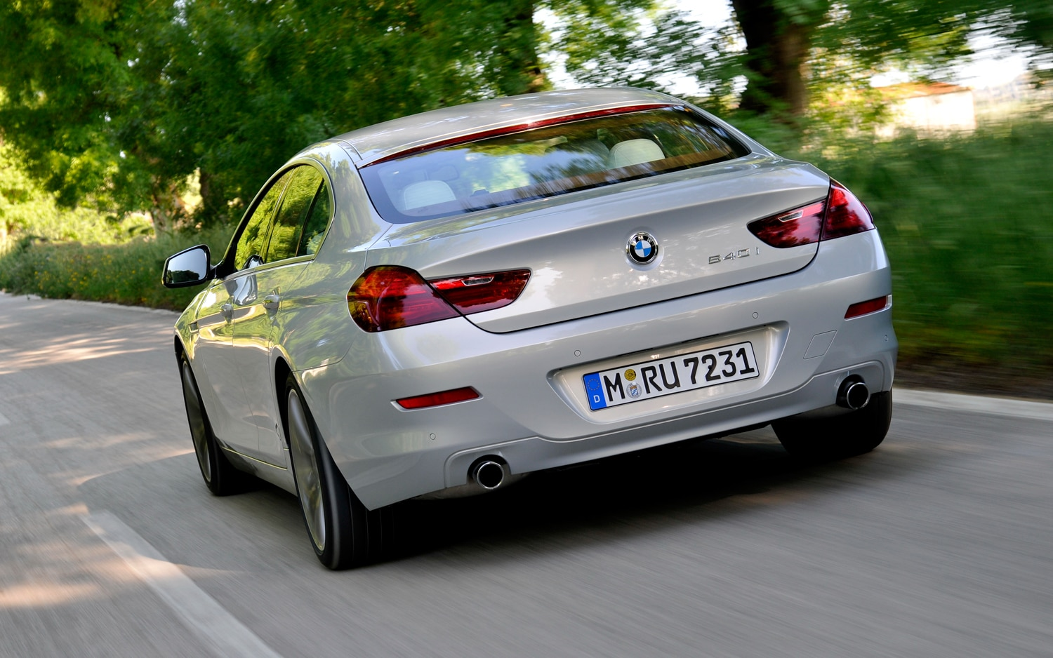In two dimensions the bmw