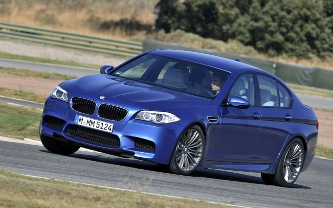 2013 BMW M5 Front Three Quarter1 660x413