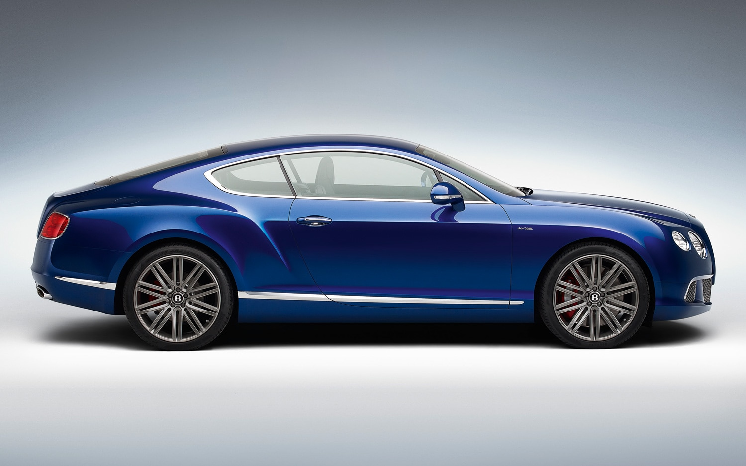 2013 Bentley Continental GT Speed Has 616 HP, 205-MPH Top ...