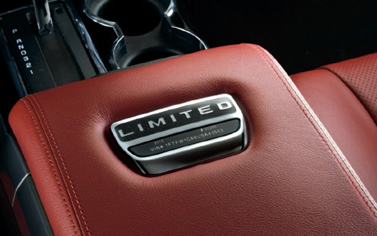 2013 Ford F 150 Limited Teaser Photo1