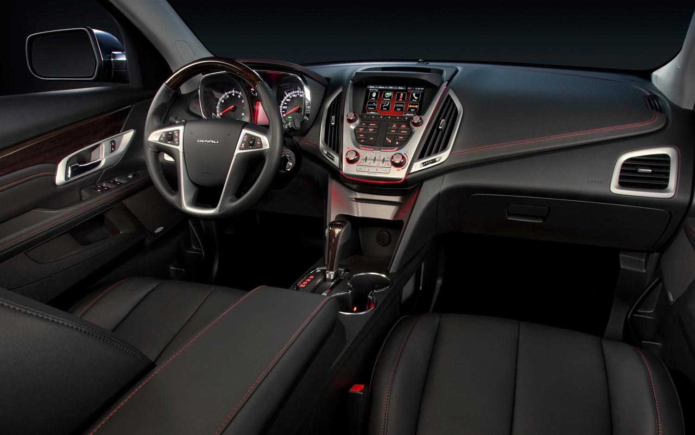 First Drive: 2013 GMC Terrain Denali - Automobile Magazine