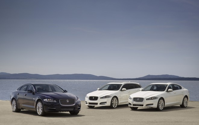 2013 Jaguar XJ And XF12 660x413