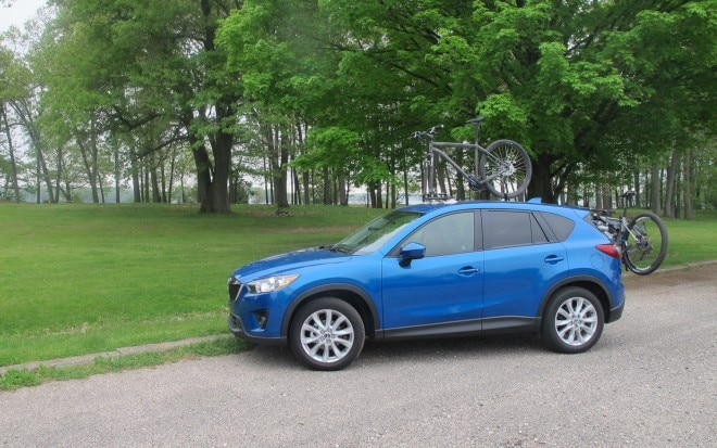 2013 Mazda CX 5 Grand Touring Front Three Quarter 2