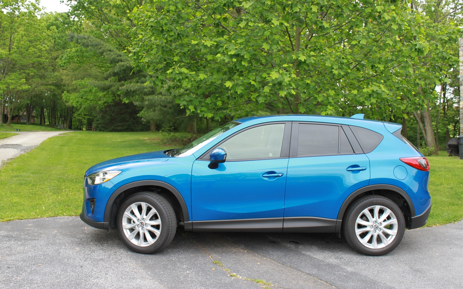 2013 mazda cx 5 grand touring the little engine that could four seasons update automobile. Black Bedroom Furniture Sets. Home Design Ideas