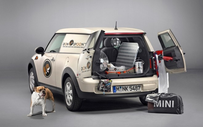 2013 Mini Clubvan Cargo Items Bulldog1 660x413