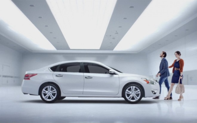 2013 Nissan Altima Commercial Profile 660x413