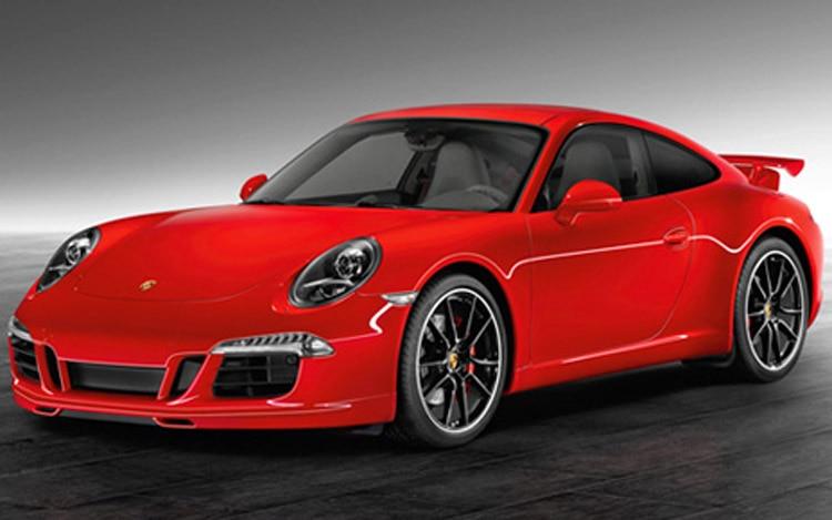 2013 Porsche 911 Aerokit Cup Front Three Quarter1