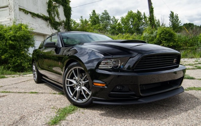 2013 Rouh RS Ford Mustang Front Three Quarter1 660x413