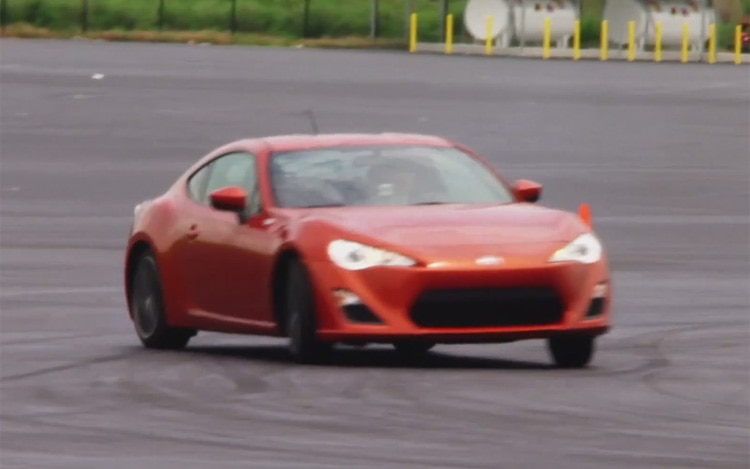 2013 Scion FR S Drift 2