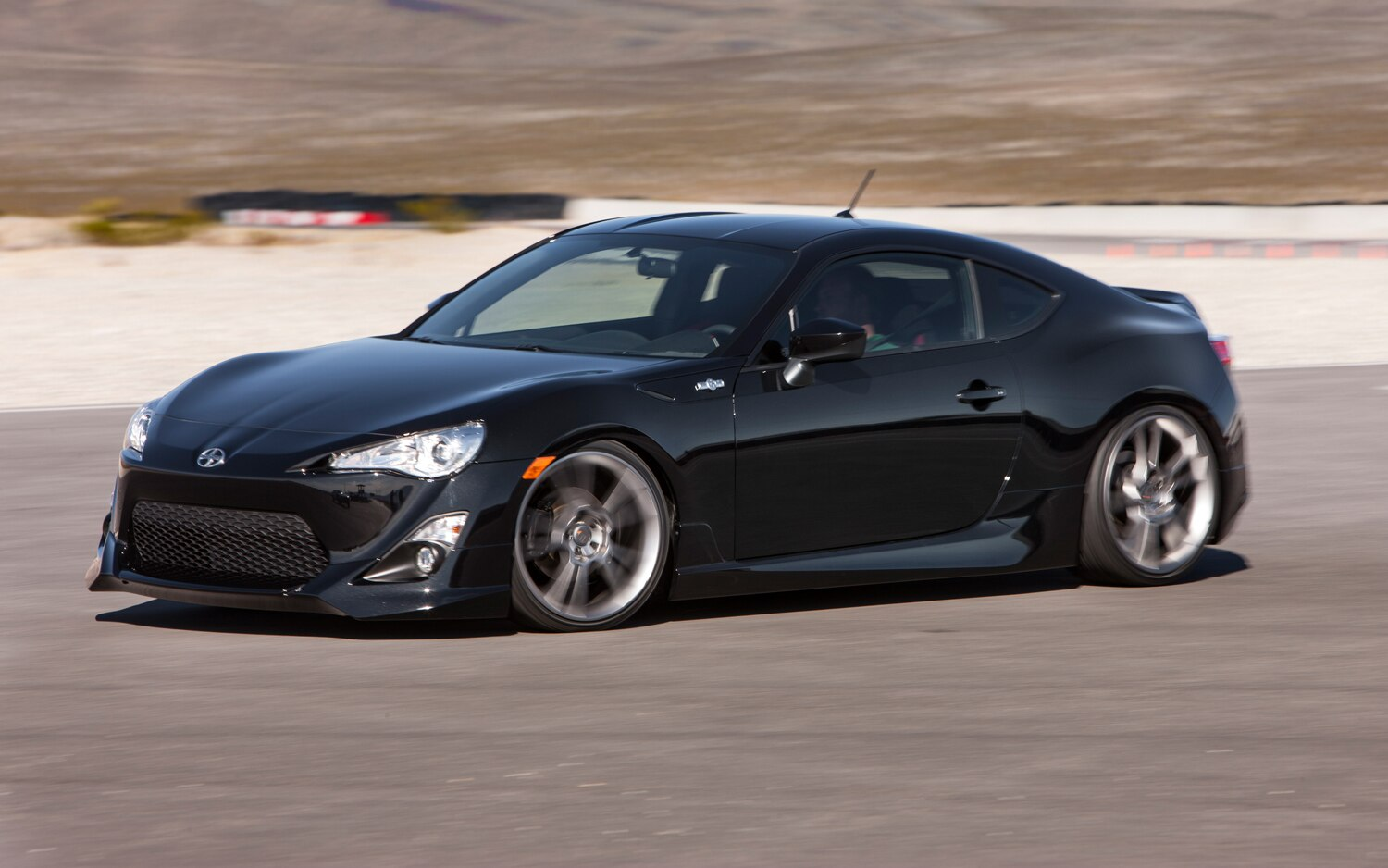 2013 Scion FR S Left Front 11
