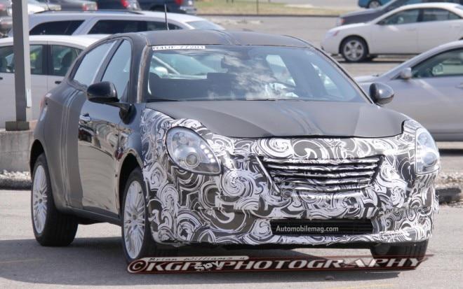 2014 Chrysler 100 Front Three Quarter 31 660x413