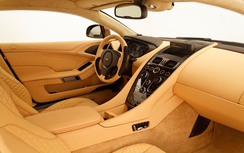 Aston Martin Vanquish Interior Jpg
