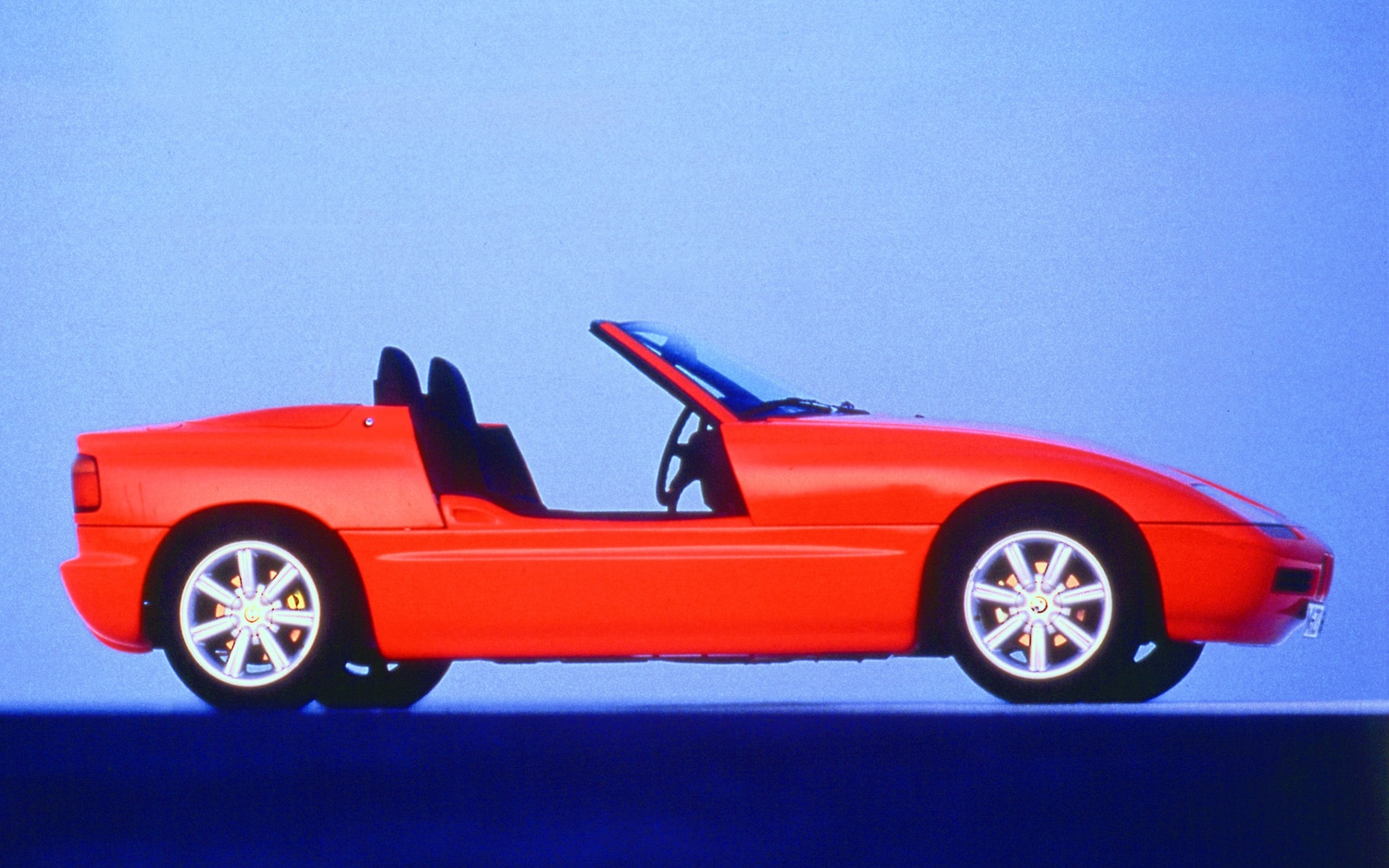 Happy 25th Birthday Bmw Z1 Roadster
