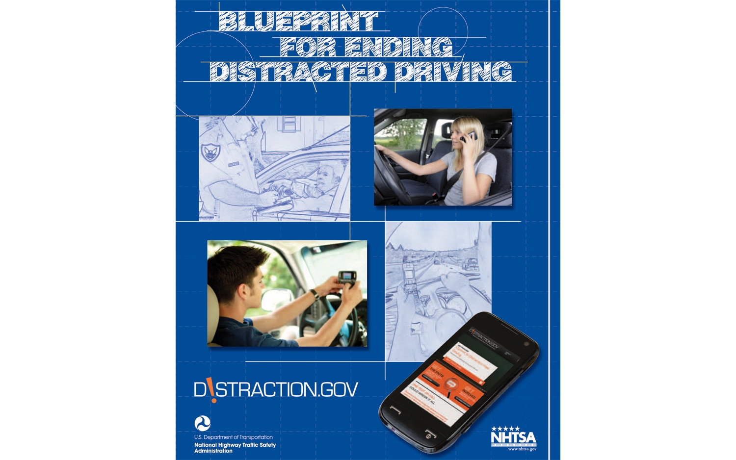 Blueprint For Ending Distracted Driving1