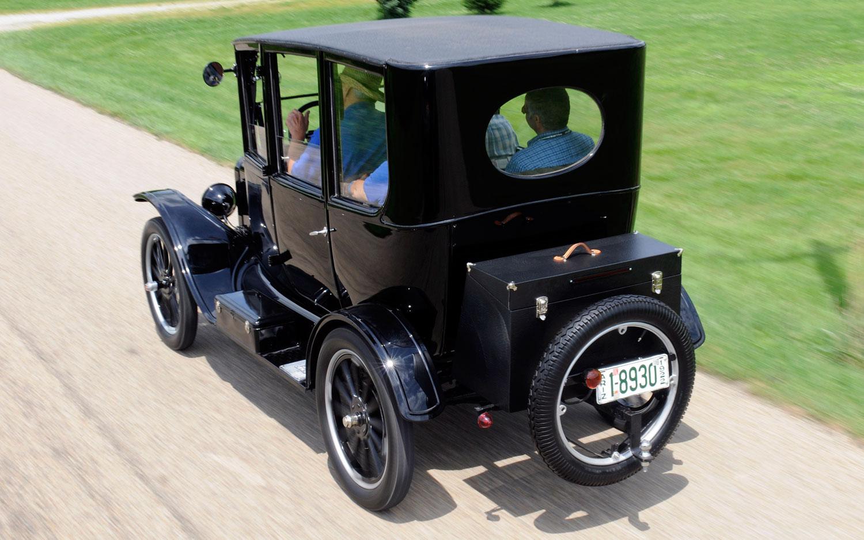 Ford Model T Rear Three Quarter1