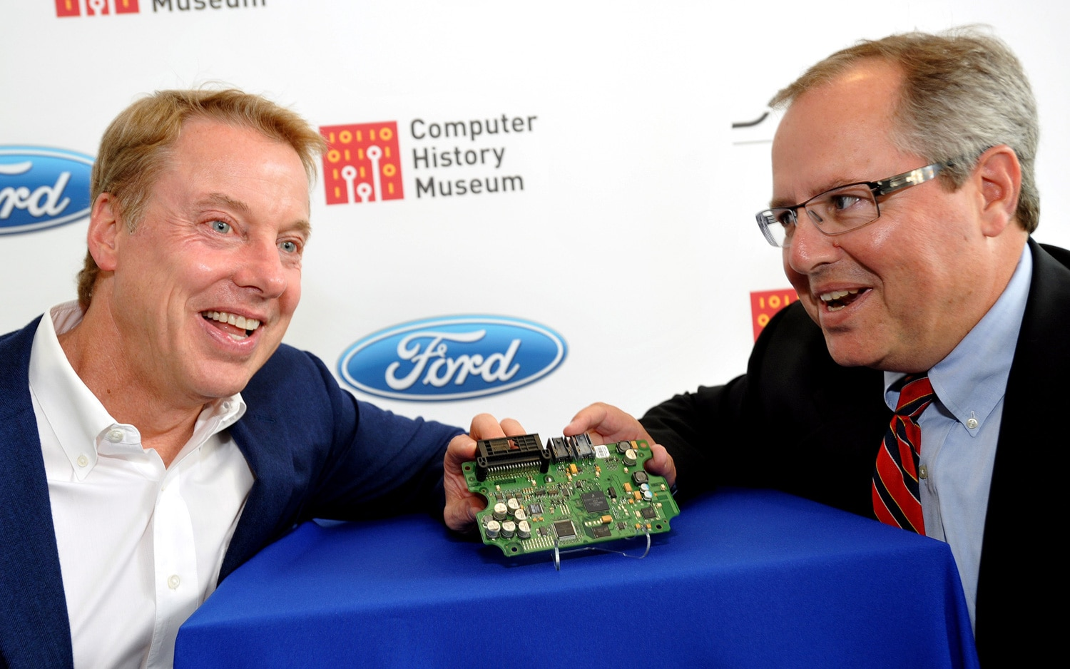 Ford Sync Inducted Into Museum 11