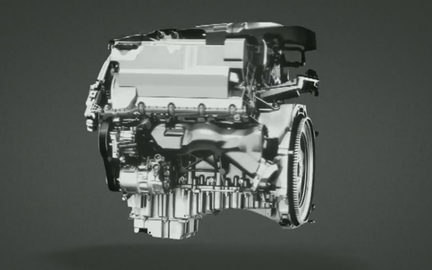Jaguar New Supercharged V6 Engine 31