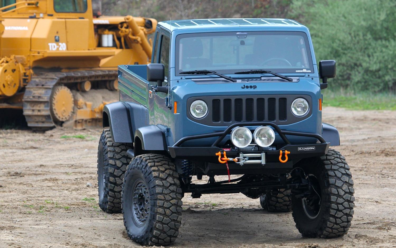 Driven: Jeep Mighty FC - Automobile Magazine