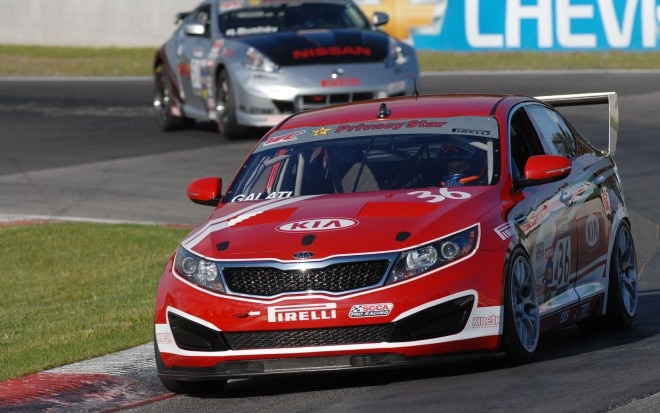 Kia Optima Race Car 36 Michael Galati1 660x413