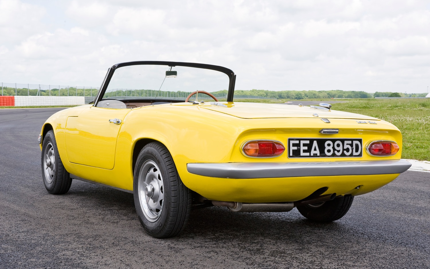 Lotus Elan Rear Three Quarters1