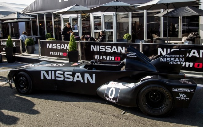 Nissan DeltaWing At Le Mans1 660x413