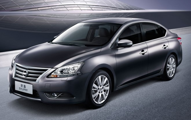 Nissan Sylphy Front Three Quarter View1 660x413