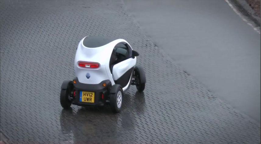 Renault Twizy Rear Drift1