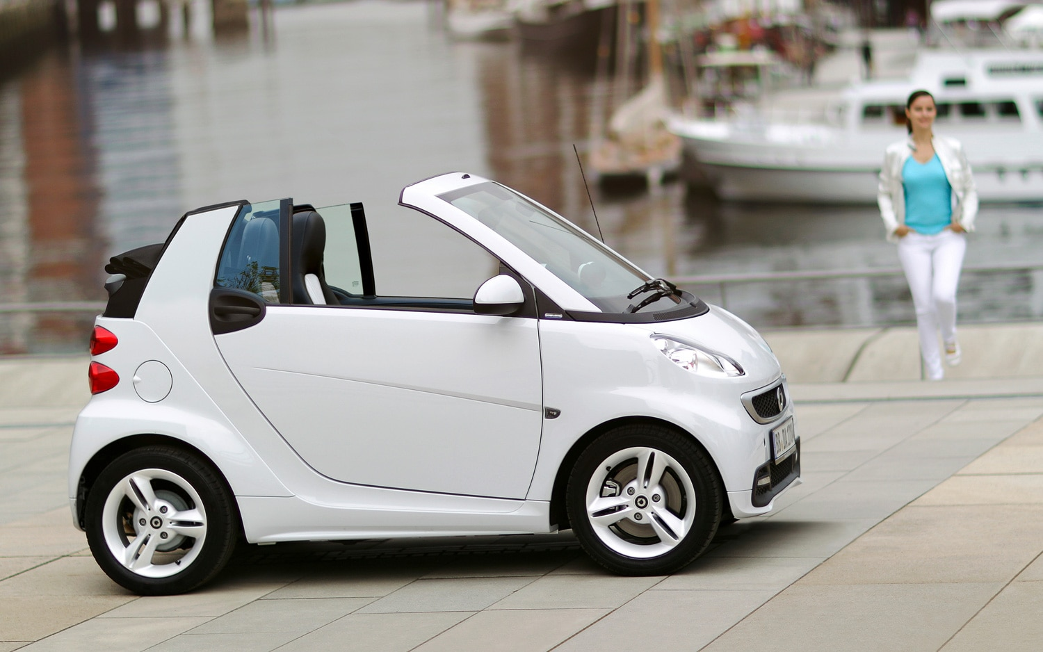 Smart ForTwo Iceshine Profile1