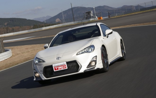 Toyota GT 86 TRD Right Front 21 660x413