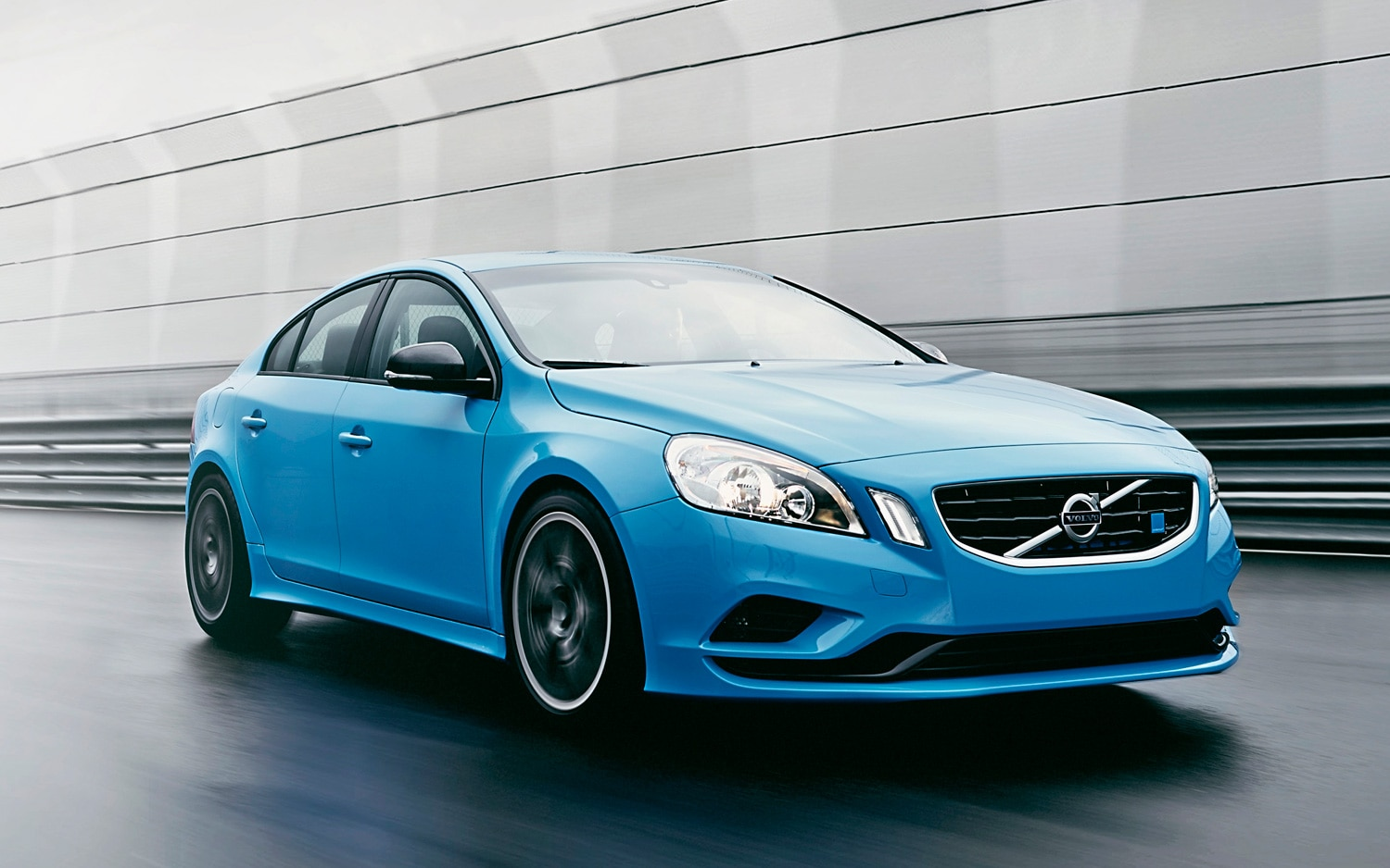 Volvo S60 Polestar Front Three Quarter1