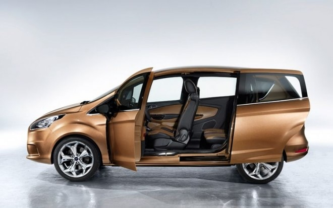 Ford B Max Side View With Doors Opened1 660x413