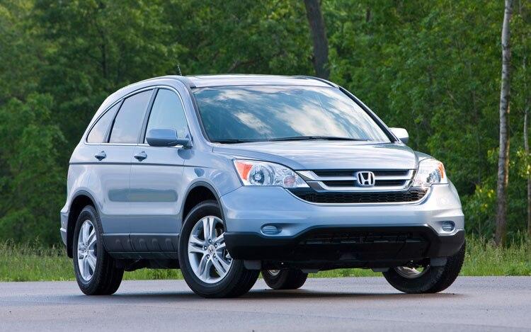 2011 Honda Crv Front1