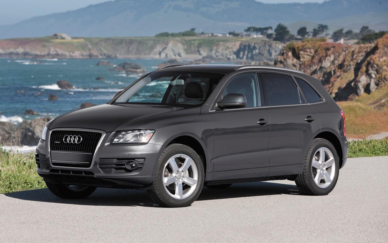 2012 Audi Q5 Front Three Quarter Ocean View1