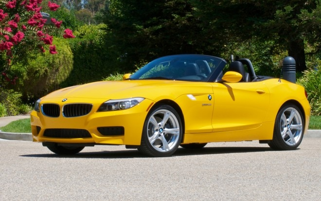 2012 BMW Z4 SDrive28i Left Front 11 660x413