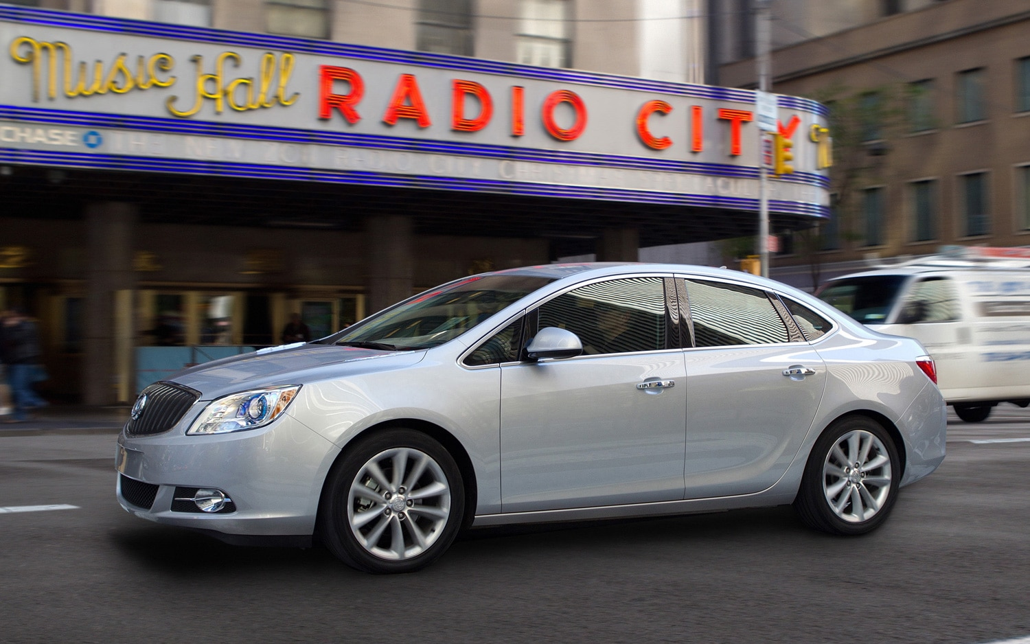 2012 Buick Verano Front Three Quarter1