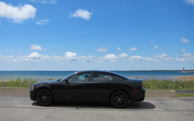 2012 Dodge Charger SXT Plus Left Side View1 660x413