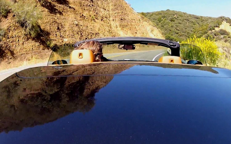 2012 Ferrari California Truck Deck Shot1