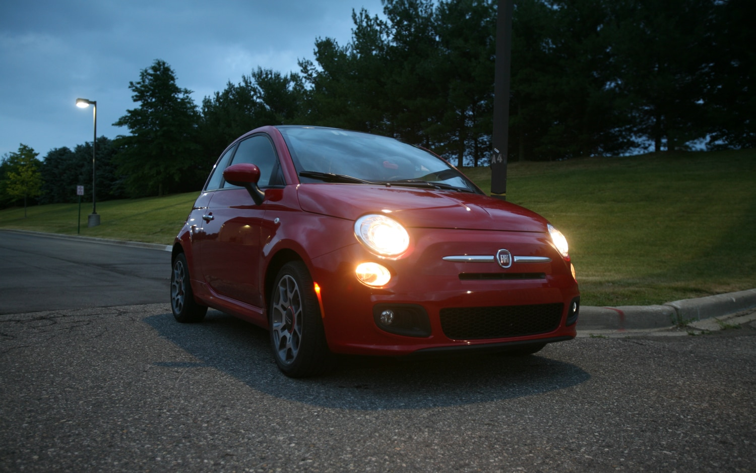 2012 fiat 500 sport leaving the box four seasons update june 2012 automobile magazine. Black Bedroom Furniture Sets. Home Design Ideas