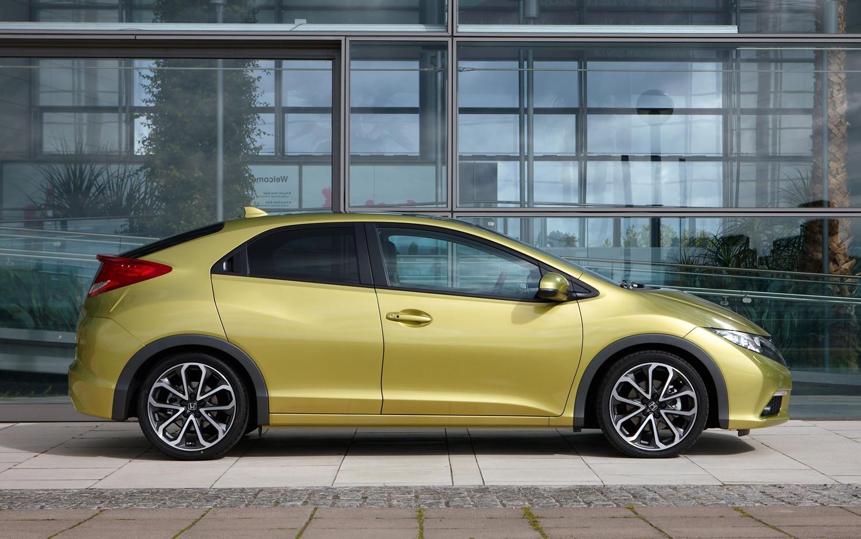 2012 Honda Civic Euro Spec Profile1