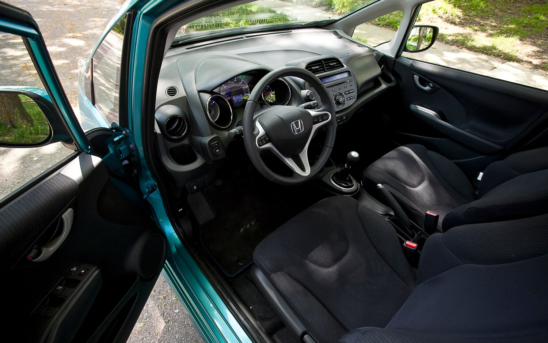 2012 Honda Fit Sport Editors Notebook Automobile Magazine