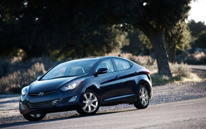 2012 Hyundai Elantra Front Three Quarter1 660x413