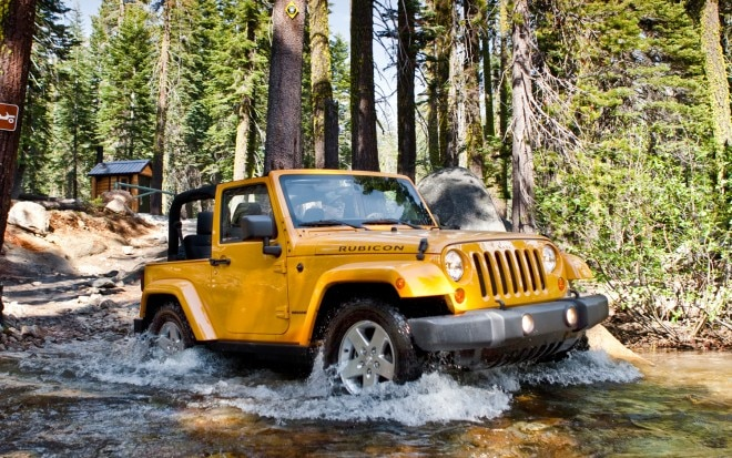 2012 Jeep Wrangler Front Three Quarter1 660x413