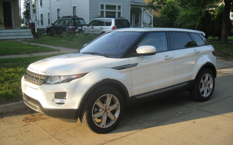 2012 land rover range rover evoque four seasons update june 2012 automobile magazine. Black Bedroom Furniture Sets. Home Design Ideas