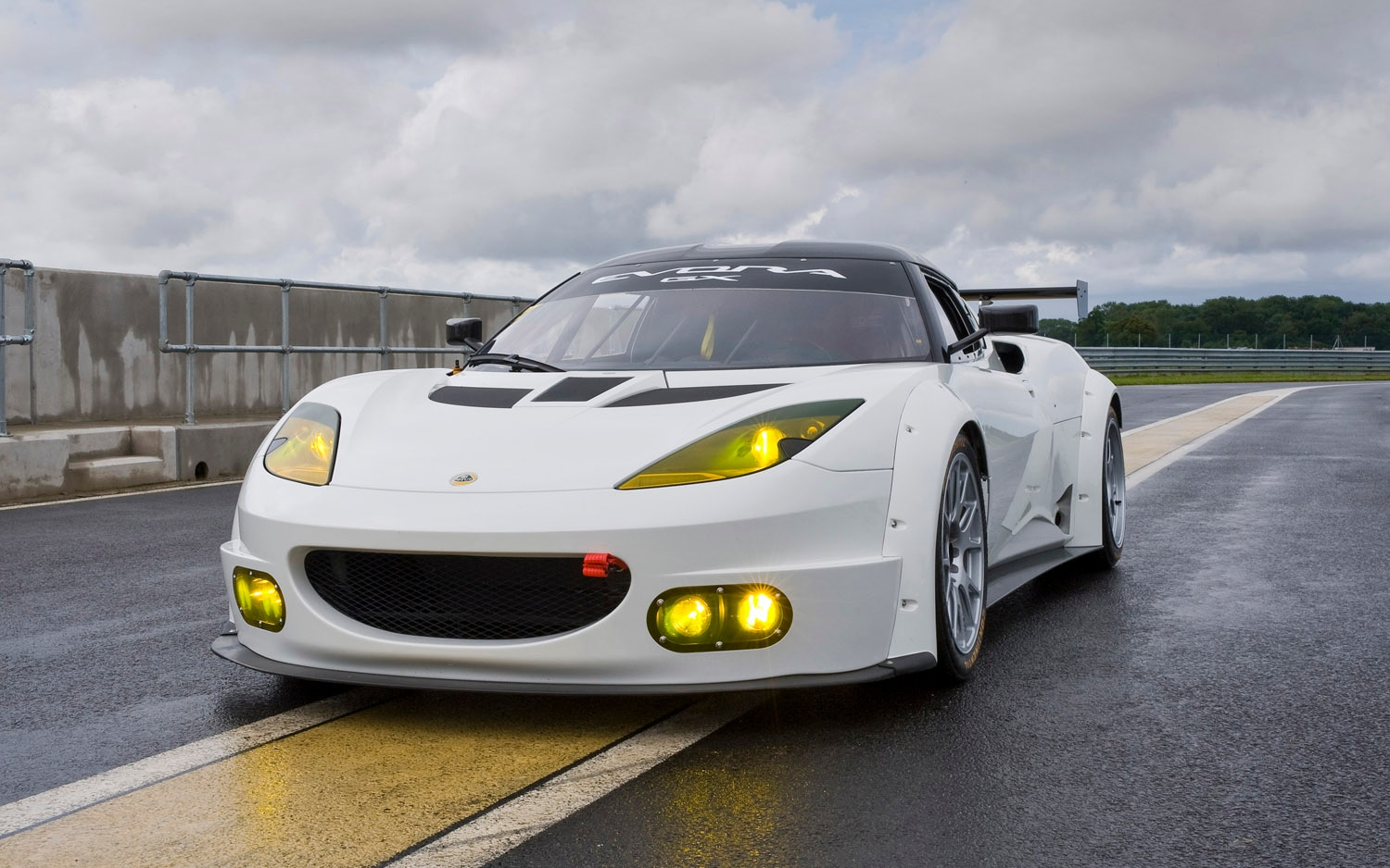 2012 Lotus Evora Front Three Quarter1