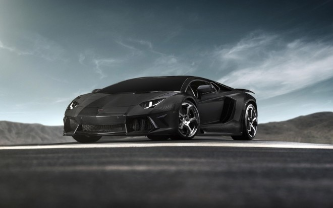 2012 Mansory Carbonado Front Three Quarter1 660x413