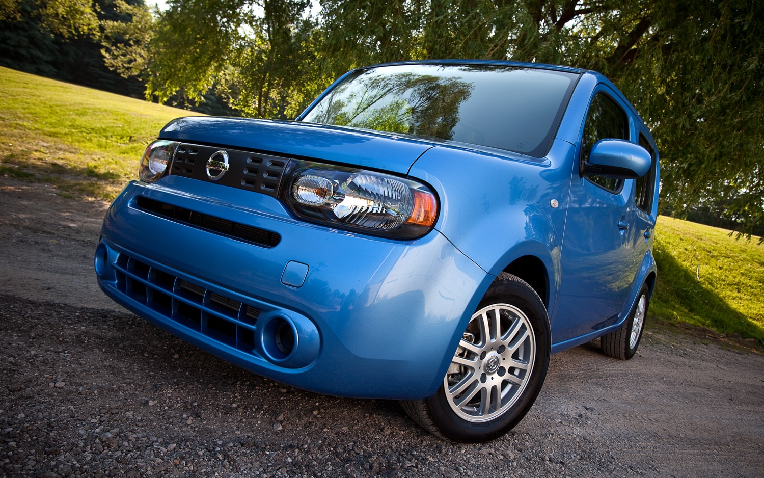 2012 Nissan Cube 1 8 S Front Left View 21